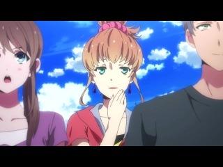 [AniDate] Bonjour: Koiaji Patisserie / Здравствуй, выпечка со вкусом любви 9 серия [Neriko-chi & Sima]