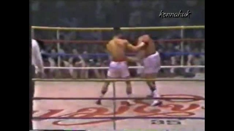 1985-07-21 Khaosai Galaxy vs Rafael Orono (WBA Super Flyweight Title)