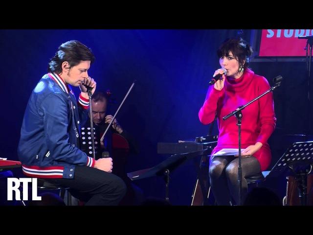 Benjamin Biolay Daphné - Dis quand reviendras-tu en live dans le Grand Studio RTL - RTL - RTL