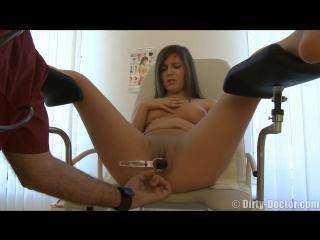 Marta. на приёме у гинеколога извращенца. порно секс русское домашнее. врач медсестра