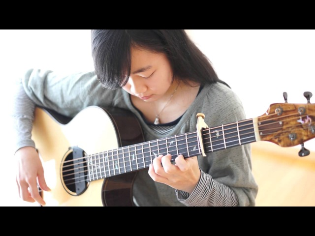 Beauty and the Beast 美女と野獣 guitar arranged by Kanaho