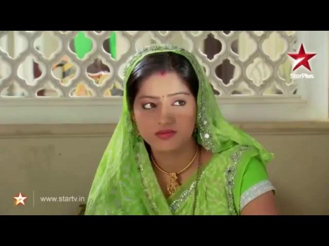 Diya Aur Baati Hum Свет Твоей Любви индийский сериал Сурадж играет с Сандьёй