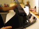 Ibanez LACS Meshuggah RG8 Stoneman