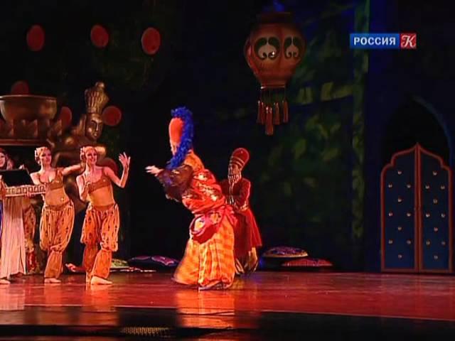 Бенефис Николая Цискаридзе/Benefis Nikolaya Tsiskaridze 2007