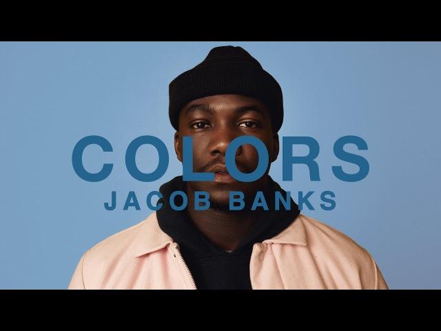 Jacob Banks - Mercy | A COLORS SHOW