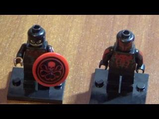 """Рубрика обзор : Посылки из китая (Две """"Lego"""" минифигурки)"""