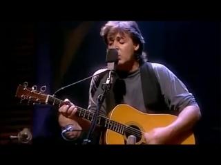 Paul McCartney - And I Love Her (Live)