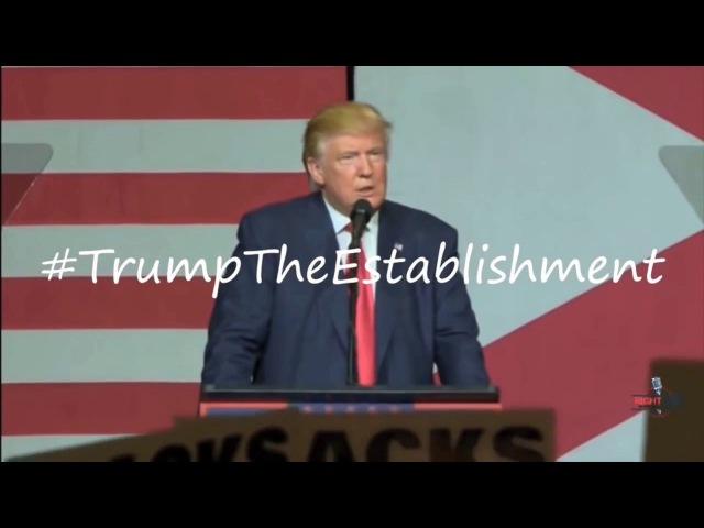 Donald Trump Wat ze ons niet laten zien