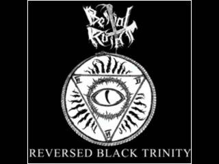 Bestial Raids - Reversed Black Trinity (Full Album)