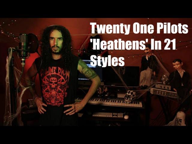 Twenty One Pilots Heathens Ten Second Songs 21 Style Cover