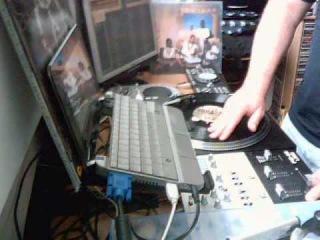DJ T.P. - oldschool freestyle scratching - gortex