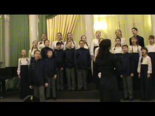 Владимирская капелла мальчиков и хор девочек