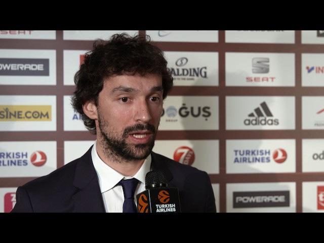 MVP interview Sergio Llull Real Madrid