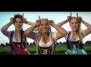 Три немки своей весёлой песенкой докажут вам что немецкий язык не такой уж и грубый