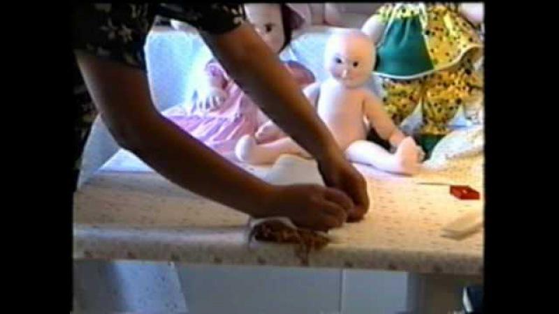Rossella Usai Parrucca bambola