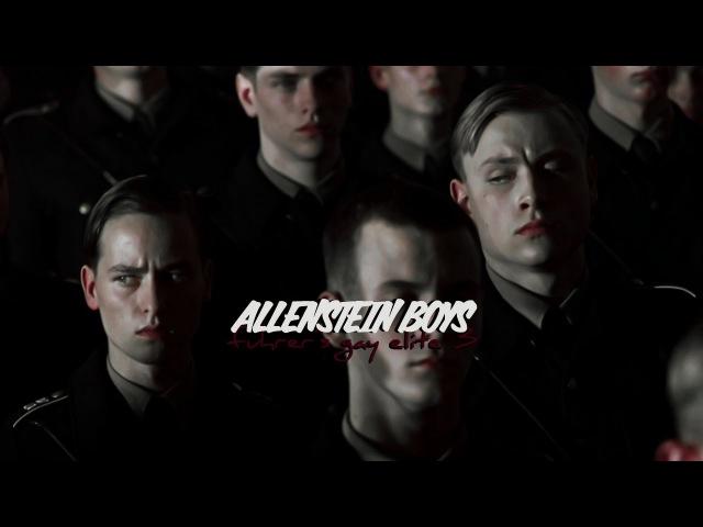 Allenstein boys 3; napola