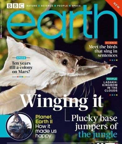 BBC Earth UK - January 2017