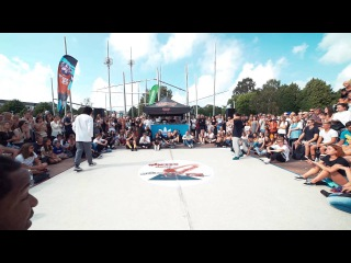 Rochka (Winner) vs Sandra | Grand Final | Ghetto Dance Ventspils 2016