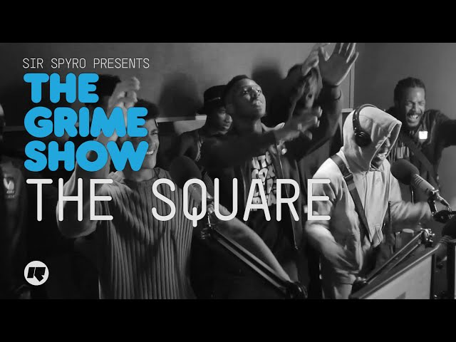 Grime Show Elf Kid Blakie Streema Faultsz Dee Jillz Deema The Square