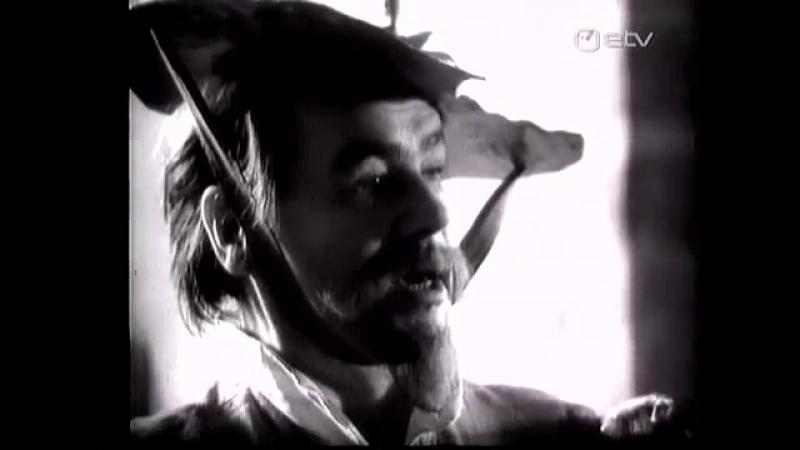Georg Ots Don Quijote Tõotuse laul muusikalist Mees La Man 5