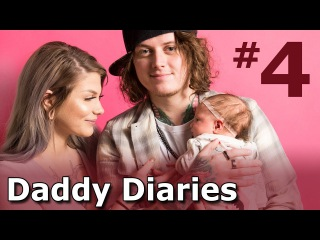 Ben Bruce Daddy Diaries Ep 04 - Being A Parent and In Asking Alexandria