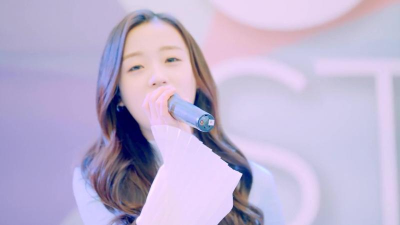 Арril Таlk 부산 신세계백화점 게릴라 2017.02.12 Fancam