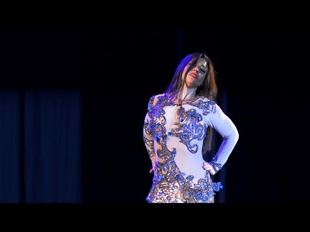 Katerina Shereen Batereflek Gala Show International festival in Dubna 2017