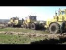 К 700 К 701 Кировцы в грязи и снегу Глаза боятся а Кирюша К 700 едет Смотреть видео онлайн