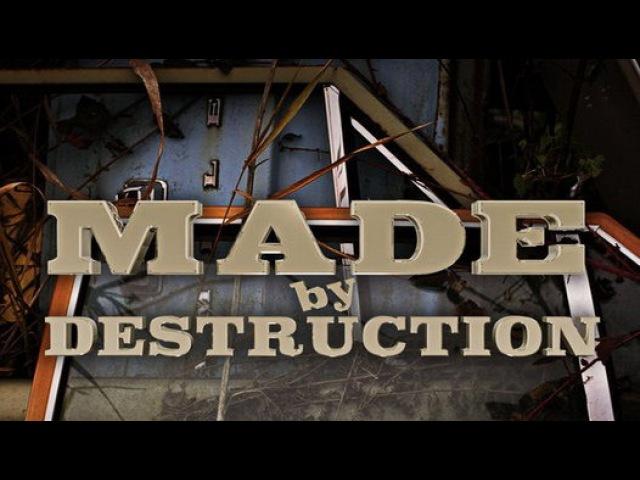 Сделано из вторсырья 3 серия Made by Destruction 2016