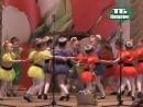 Танец Цветные горошинки.