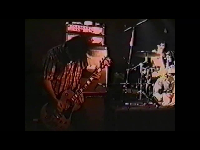 The Melvins (live) - December 18th, 1990, Local 506, Chapel Hill, NC