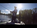 рыбалка на Вуоксе - эко клуб остров 25 27 07 2017