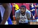 Kyrie Irving BEST PRACTICE MOMENTS 1on1 Breaking Ankles Funny