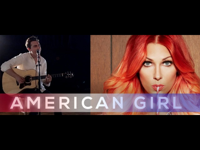 American Girl - Bonnie McKee OFFICIAL MUSIC VIDEO COVER (Alex Goot, Luke Conard, Landon Austin)