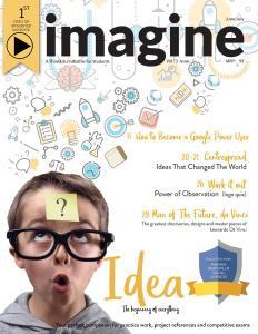 Imagine Magazine JuneJuly 2017