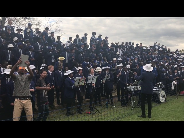 Mask Off Peterhouse Boys' Rugby vs St Johns