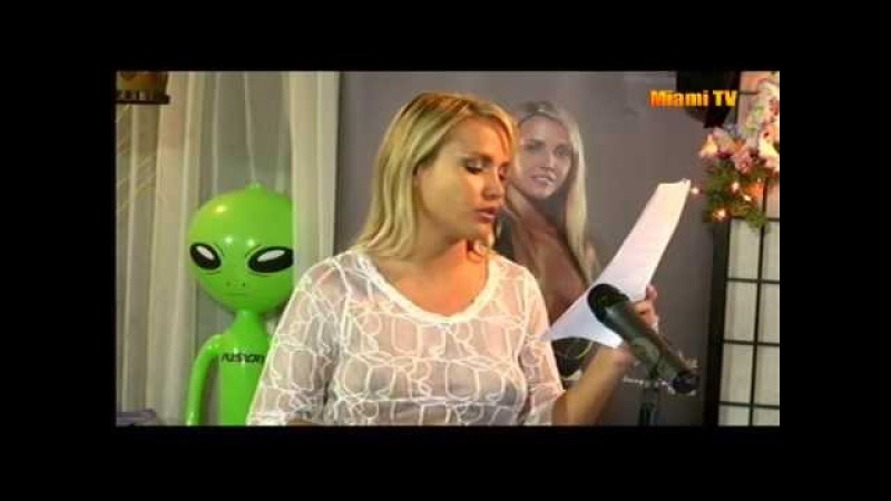 Jenny Scordamaglia Paola Garay Miami TV from Colombia Jenny Live TV Show