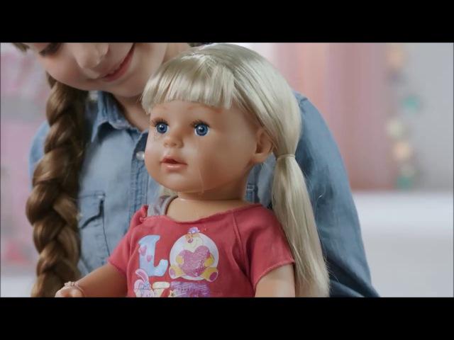 Zapf Creation Baby born 820 704 Бэби Борн Кукла Сестричка