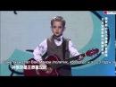 6 летний Гордей Колесов выиграл шоу талантов на центральном ТВ Китая