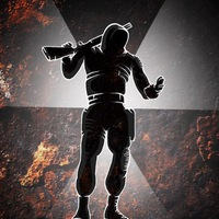 "Логотип Сталкерстрайк проект ""S.T.A.L.K.E.R. - Юг"""
