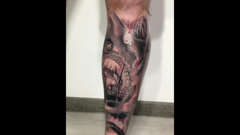 Natille.Ray Tattoo