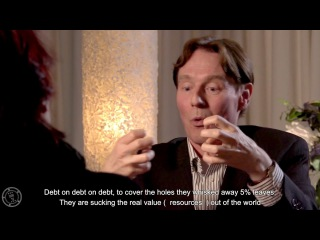 Real Big Power: Revelations by insider Ronald Bernard-part 2