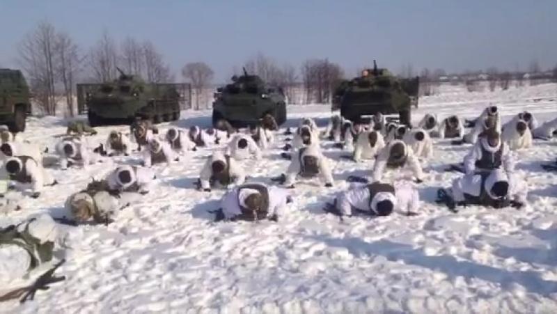 доказательство что Украйнськая армия не бойтца путена
