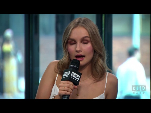 Olivia DeJonge Discusses The Show Will