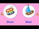 Hello Felix   Vocabulary Unit 9 Toys - Learning english for kids