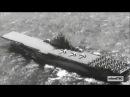 USS Ticonderoga (CV-14) at sea - 1944