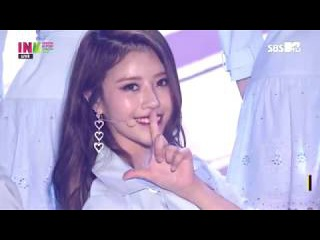 《60FPS》170909 Lovelyz(러블리즈) - Now, We(지금, 우리) + Ah-Choo(아츄) @ INK 2017 Incheon K-Pop Concert [1080p]