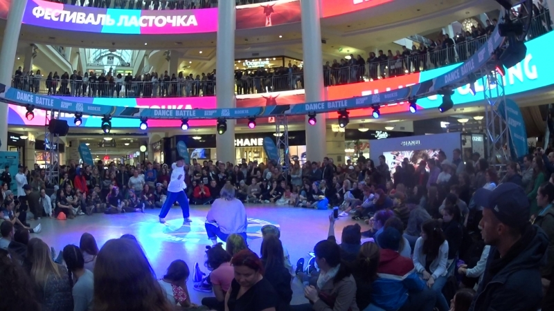Street Beat Dance Battle 2017 Hip Hop Bazz Zombia vs @artemsidorov 1 2