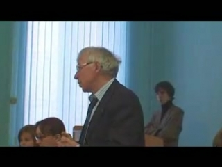 """Презентация магистратуры """" Дифференциальная психология и психодиагностика"""" и вступление заведующего кафедрой"""