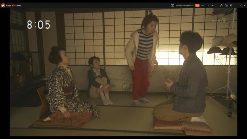 731 連続テレビ小説 半分、青い。(104)「帰りたい!」[Asadora Hanbun, Aoi]
